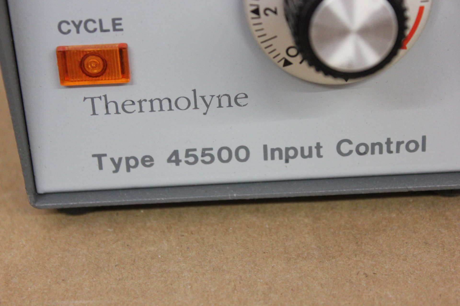 LOT OF 2 THERMOLYNE 45500 INPUT CONTROLLERS - Image 2 of 3