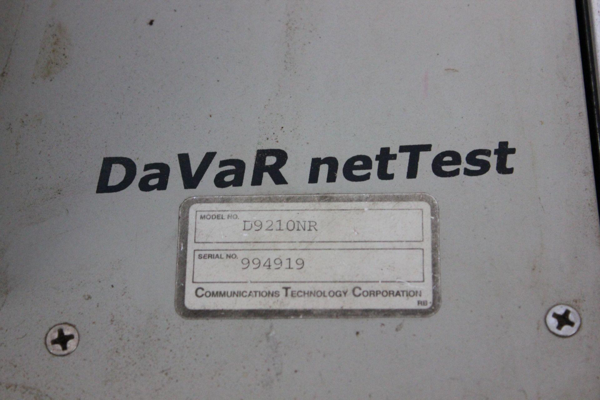 DAVAR NETTEST DSL LINE TESTER TOOL - Image 2 of 3