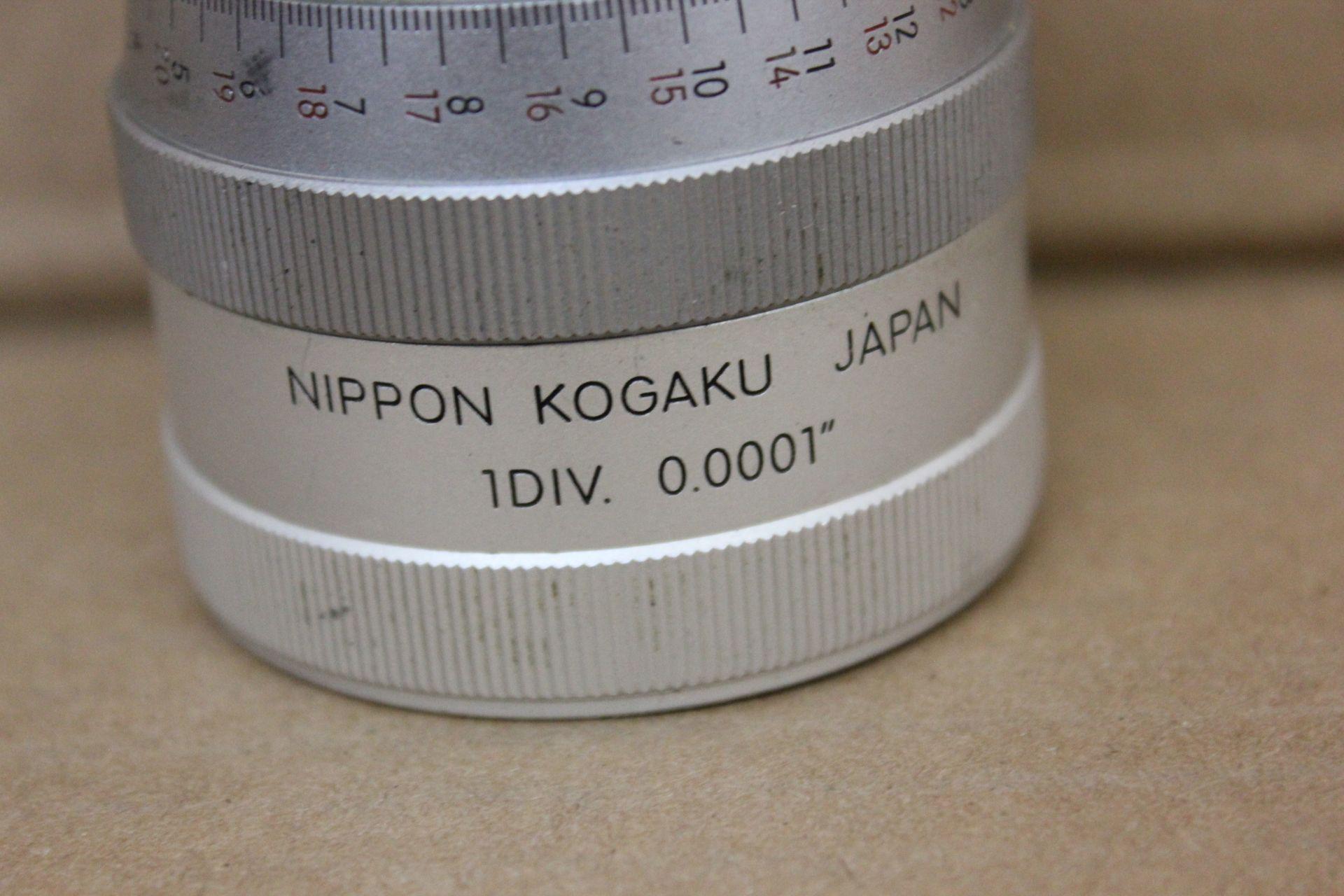 NIPPON KOGAKU MICROMETER HEAD - Image 2 of 3