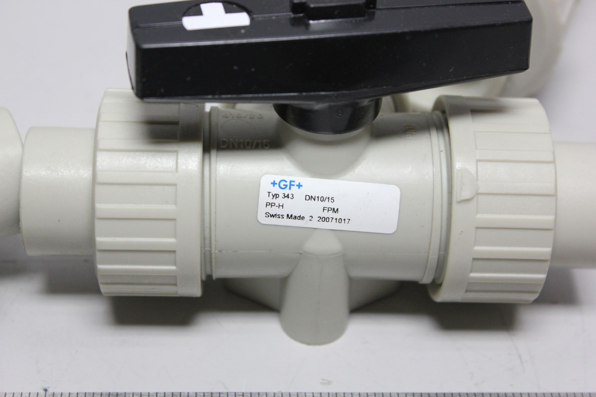 LOT OF UNUSED GEORG FISCHER BALL VALVES - Image 3 of 4