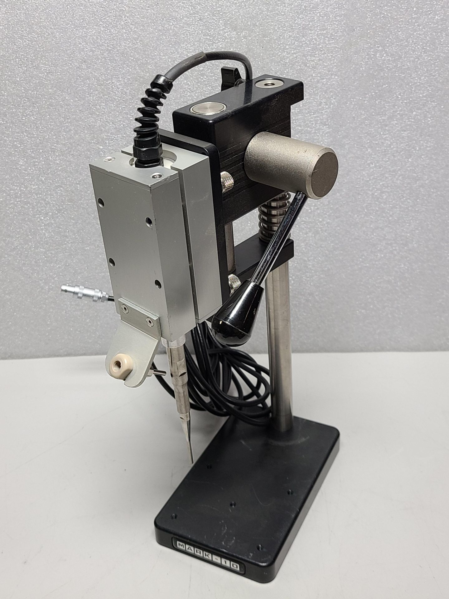 MARK-10 FORCE MEASUREMENT TEST STAND & TRANSDUCER