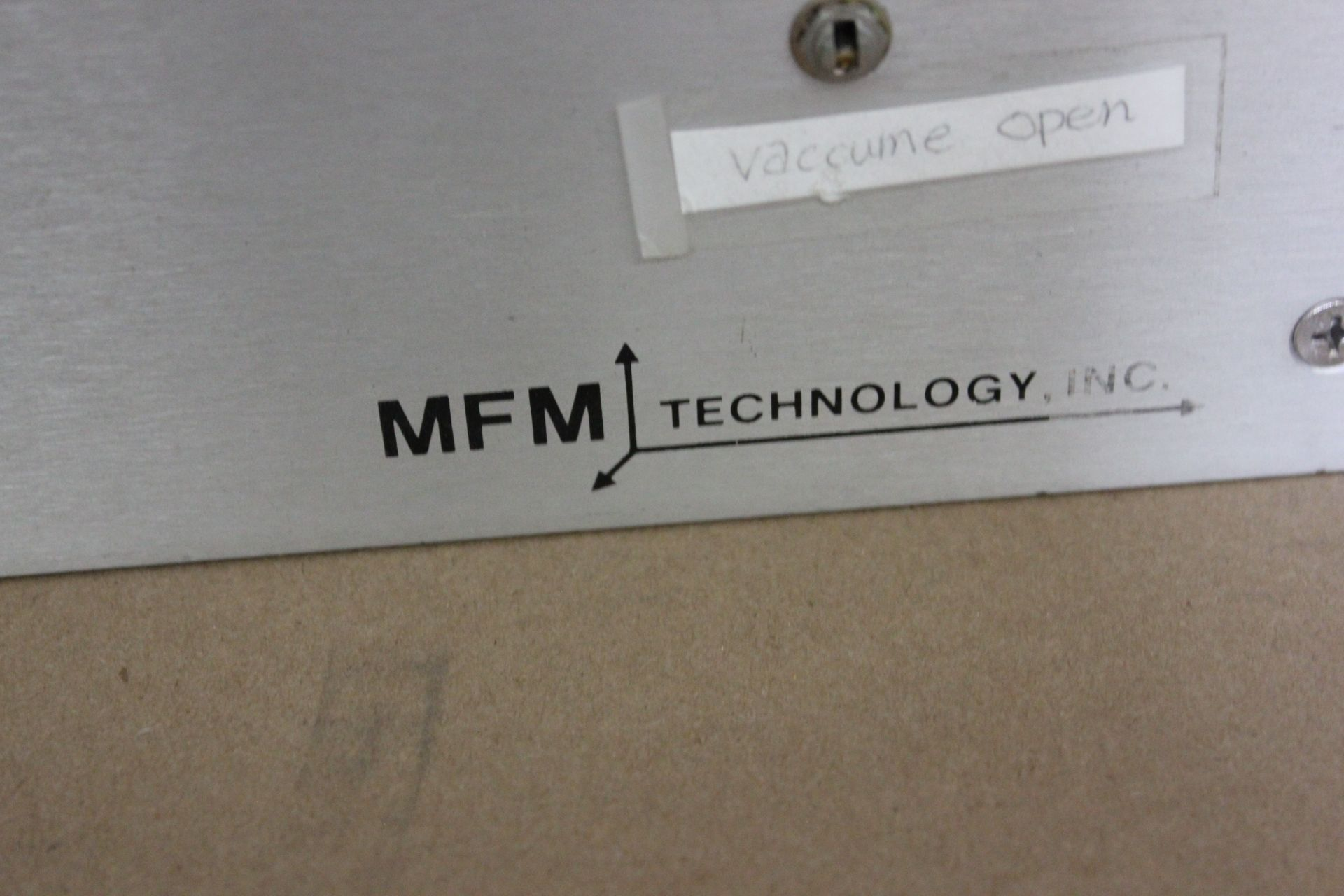 MFM TECHNOLOGY SPEED CONTROLLER - Image 2 of 3