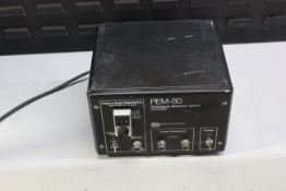 HINDS PHOTOELASTIC MODULATOR SYSTEM CONTROLLER