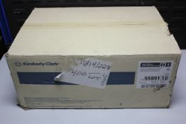 1 NEW BOX OF 200 NEW PURPLE NITRILE EXAM GLOVES