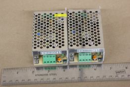LOT OF UNUSED AUTOMATION POWER SUPPLIES