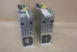 LOT OF REXROTH INDRAMAT AC SERVO CONTROLLERS