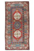 A contemporary Turkish Khotan design rug