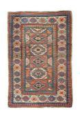A Caucasian Mughan rug, circa 1890