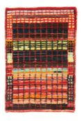 An Iranian Gabbeh rug