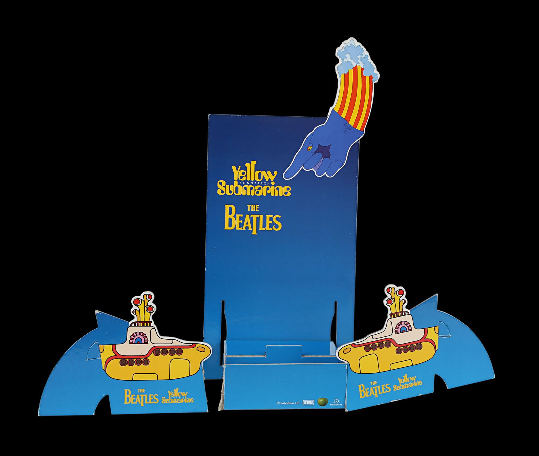 YELLOW SUBMARINE (1968) - Promotional and Marketing Items, 1999 - Image 6 of 9