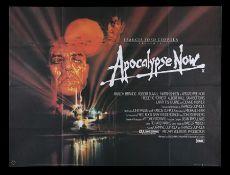 APOCALYPSE NOW (1979) - UK Quad, 1979