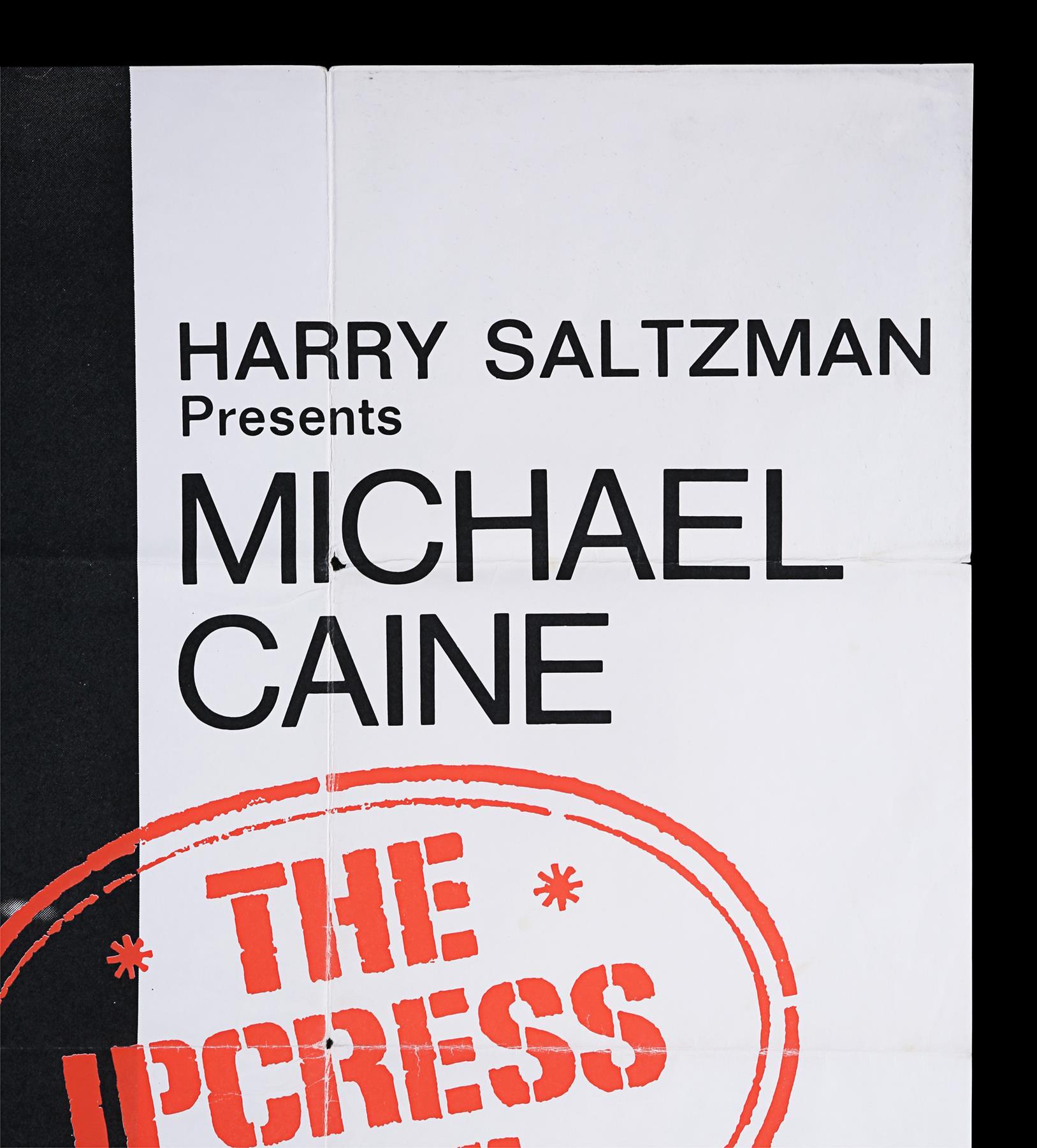 IPCRESS FILE (1965) - UK Quad, 1965 - Image 4 of 6
