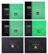 VARIOUS PRODUCTIONS - BBFC Certificates Romance Films
