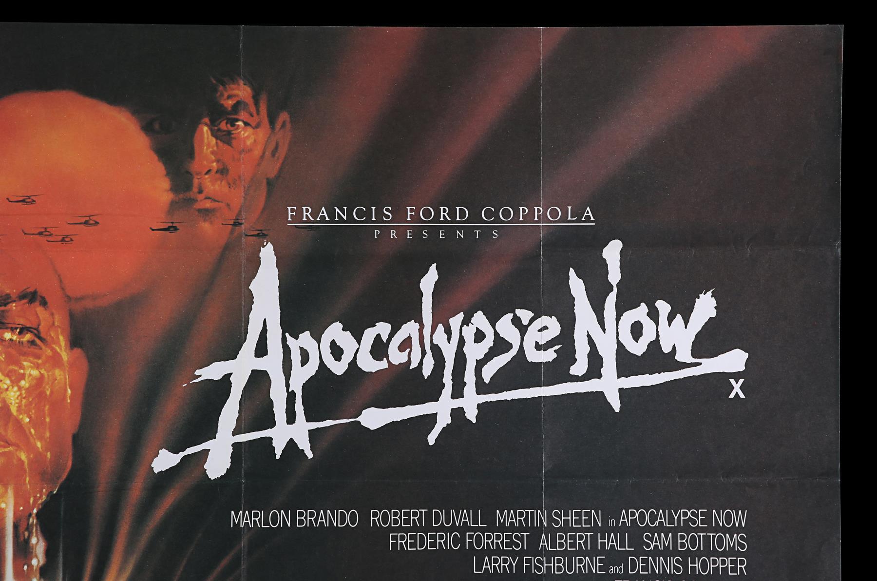 APOCALYPSE NOW (1979) - UK Quad, 1979 - Image 3 of 7