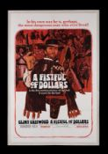 A FISTFUL OF DOLLARS (1967) - US One-Sheet, 1967