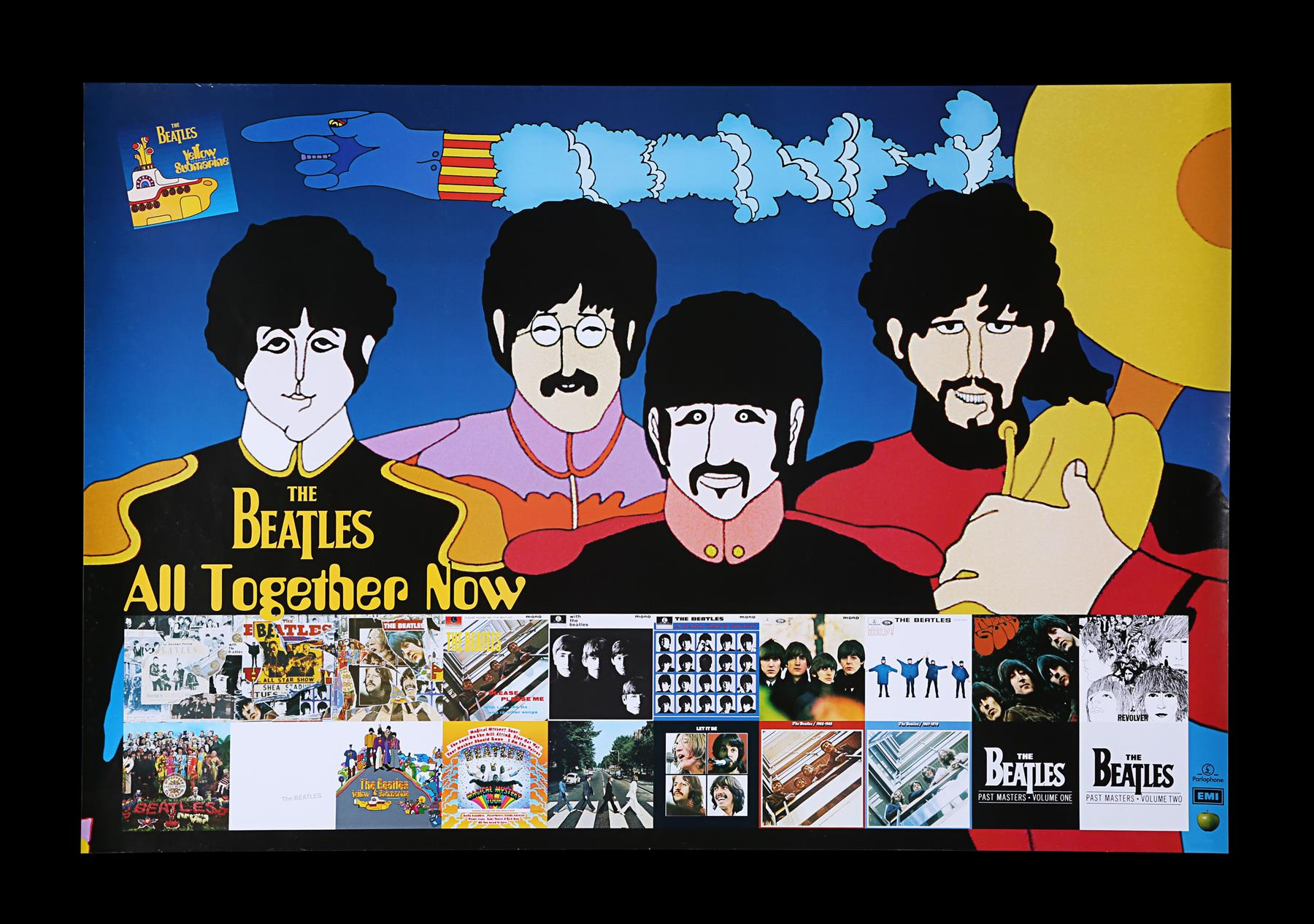 YELLOW SUBMARINE (1968) - Promotional and Marketing Items, 1999 - Image 3 of 9