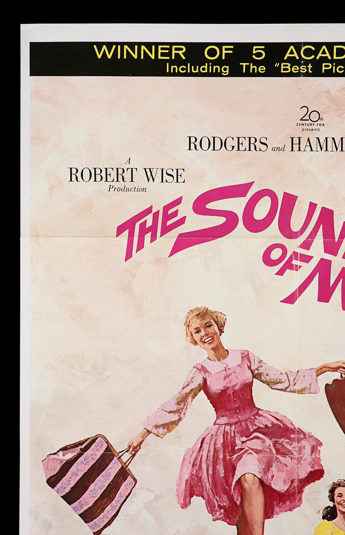 THE SOUND OF MUSIC (1965) - US One-Sheet, 1965 - Image 2 of 7