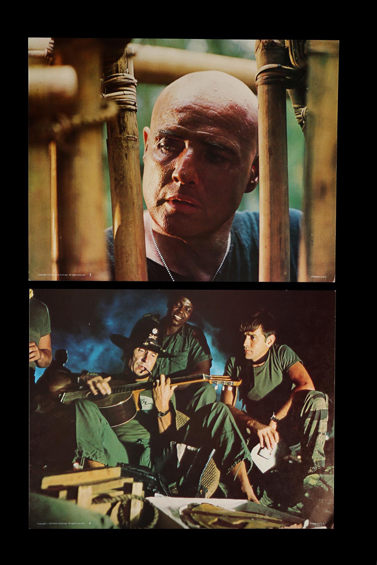 APOCALYPSE NOW (1979) - Sixteen Lobby Cards, 1979 - Image 3 of 9