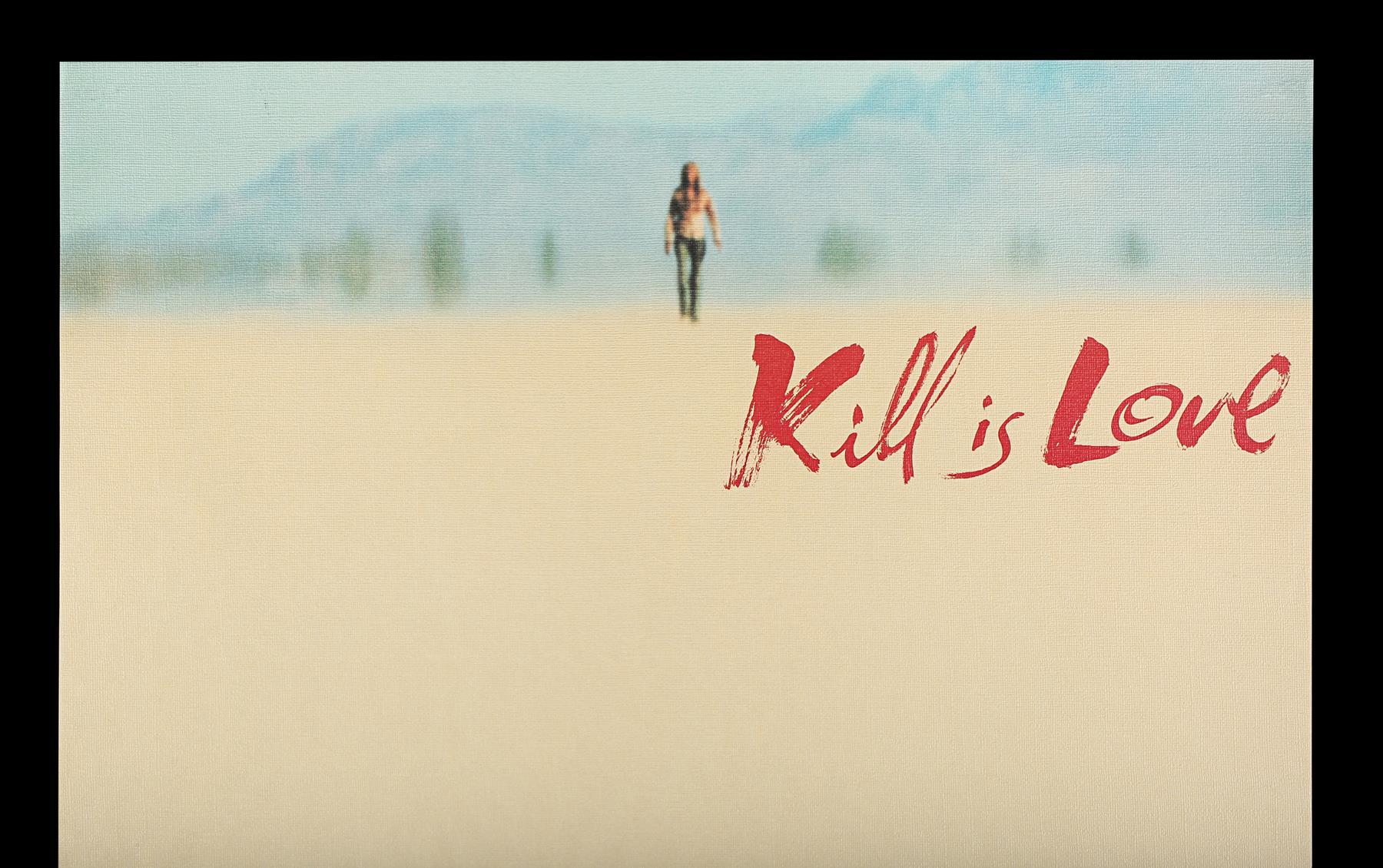 KILL BILL: VOLUME II (2004) - Japanese B1, 2004, Autographed by Uma Thurman - Image 2 of 5