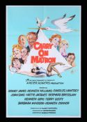 CARRY ON MATRON (1972) - UK One-Sheet, 1972