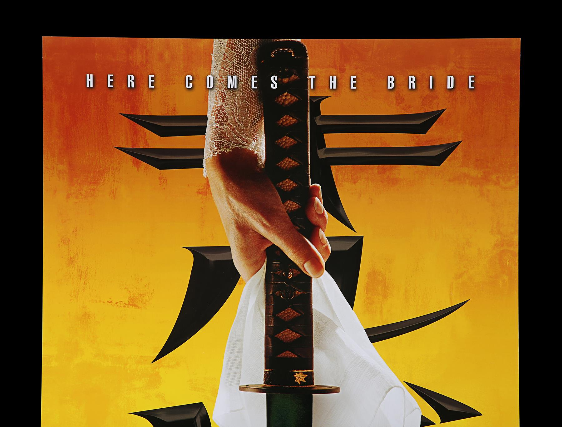 KILL BILL (2003) - US One-Sheet and Thai One-Sheet, 2003 - Image 8 of 10