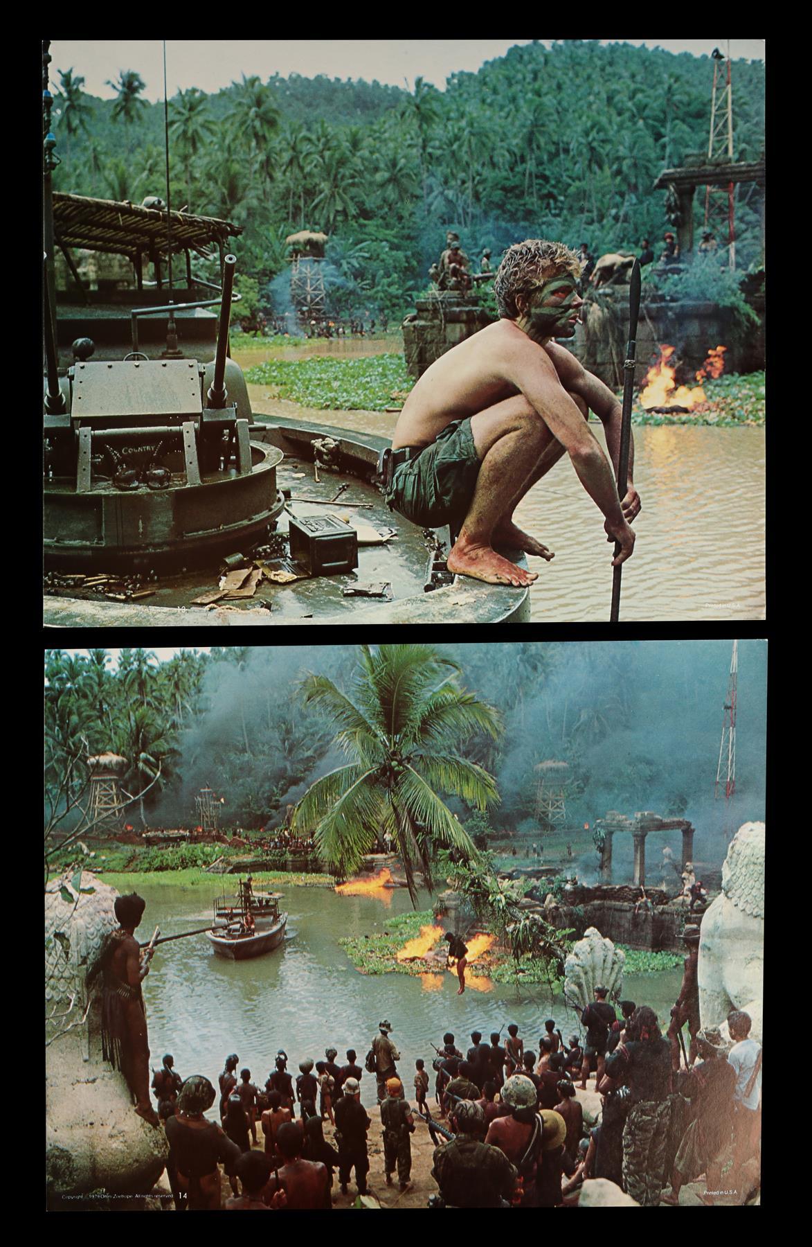 APOCALYPSE NOW (1979) - Sixteen Lobby Cards, 1979 - Image 9 of 9