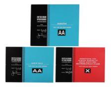 VARIOUS WOODY ALLEN PRODUCTIONS (1970'S) - BBFC Certificates Woody Allen, 1970's