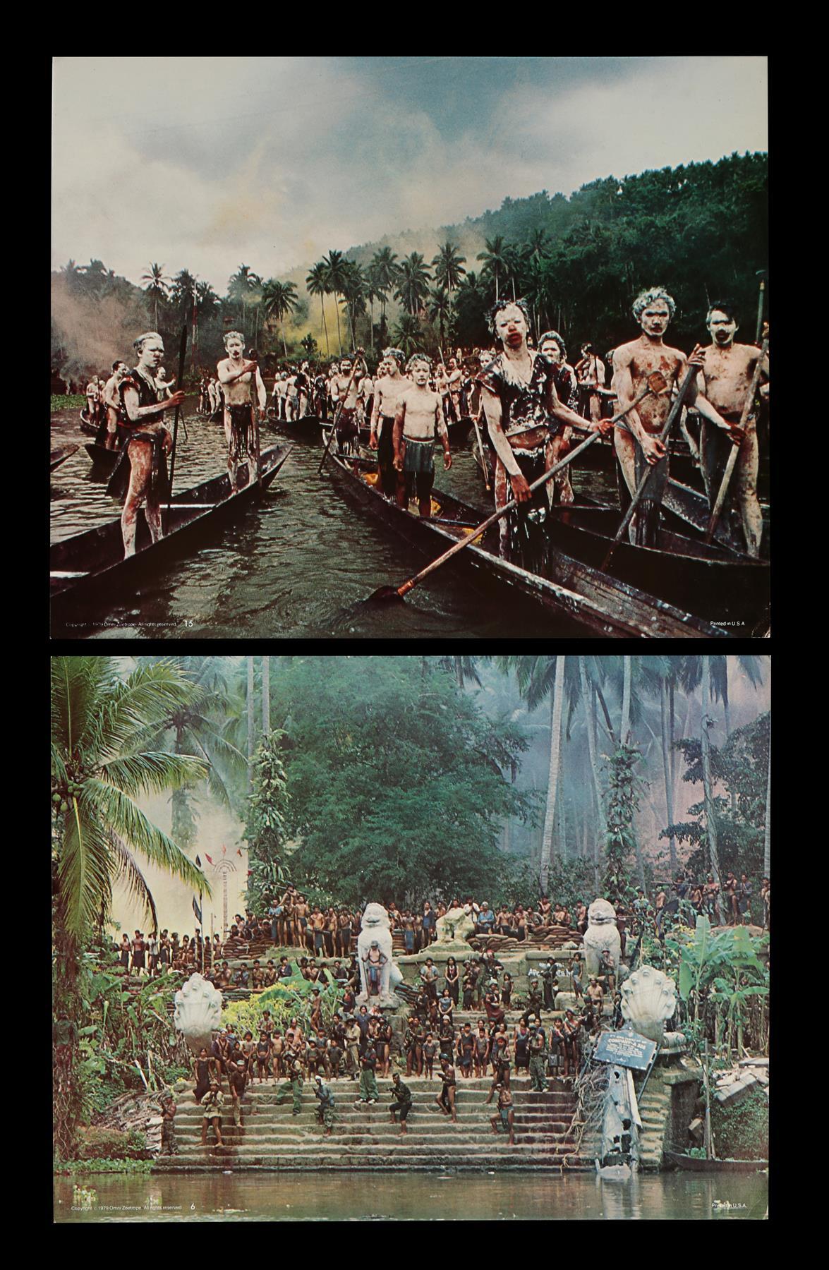 APOCALYPSE NOW (1979) - Sixteen Lobby Cards, 1979 - Image 2 of 9