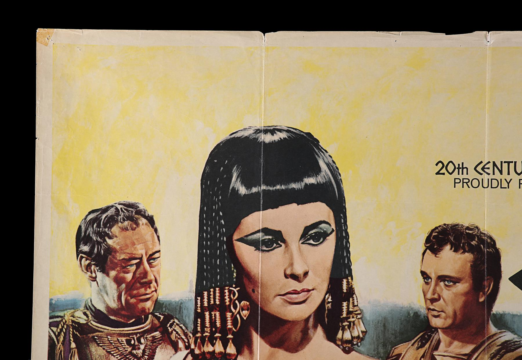 CLEOPATRA (1963) - UK Quad and Exhibitors Campaign Book, 1963 - Image 3 of 7