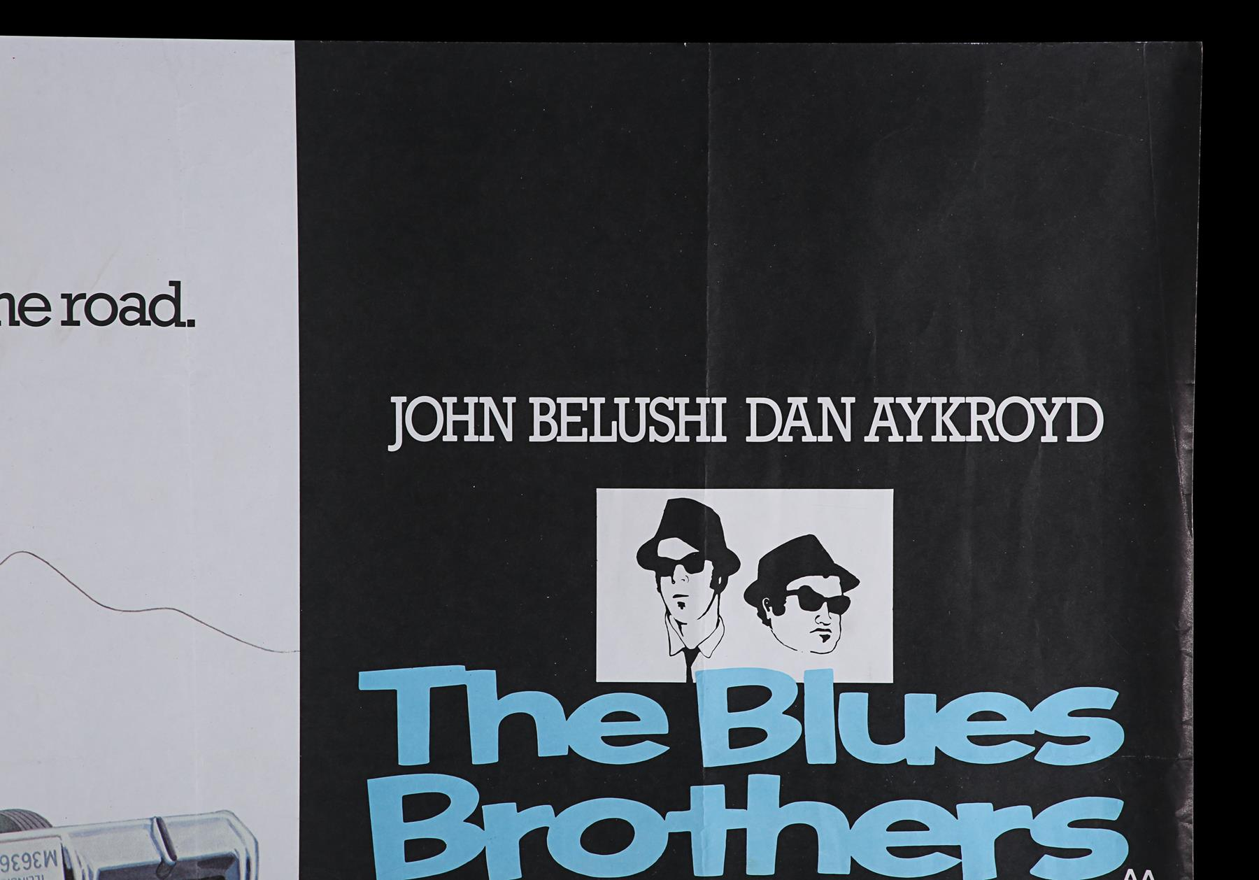 THE BLUES BROTHERS (1980) - UK Quad, 1980 - Image 3 of 6