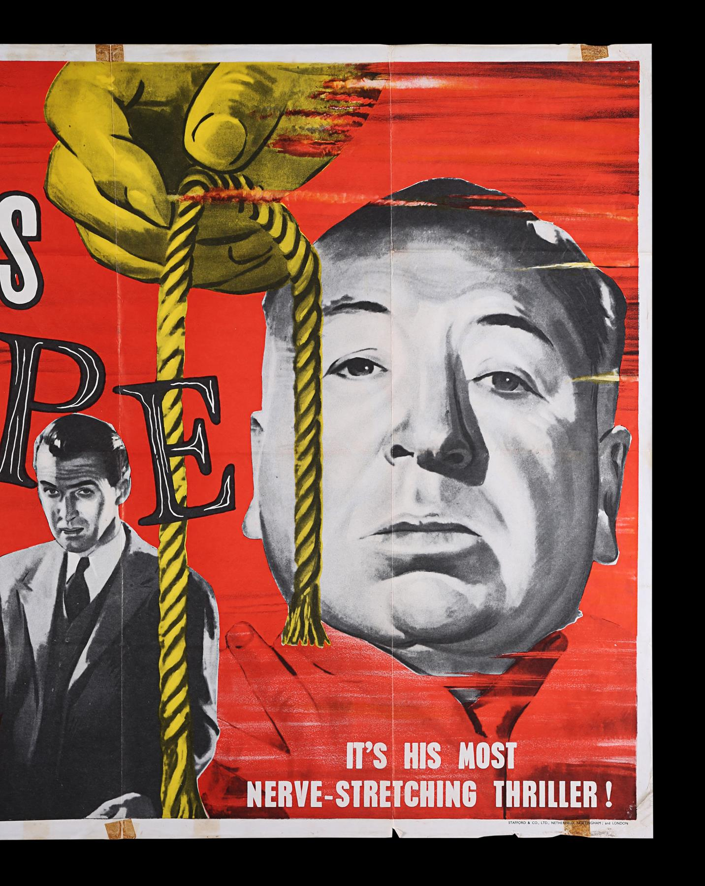 ROPE (1948), MARNIE (1964) - Two UK Quads, 1958, 1964 - Image 3 of 9