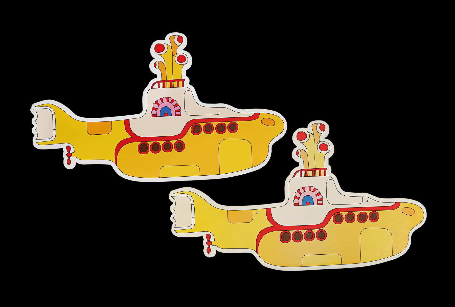 YELLOW SUBMARINE (1968) - Promotional and Marketing Items, 1999 - Image 7 of 9