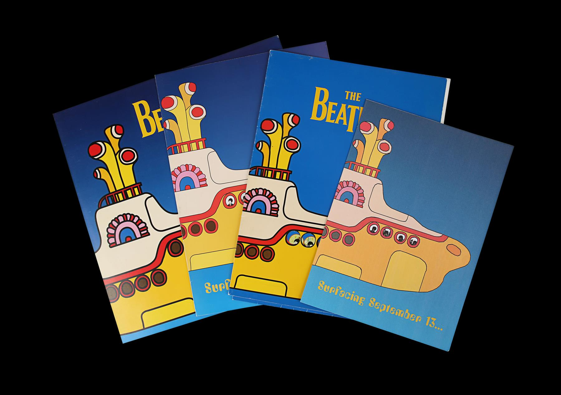 YELLOW SUBMARINE (1968) - Promotional and Marketing Items, 1999 - Image 5 of 9