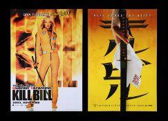 KILL BILL (2003) - US One-Sheet and Thai One-Sheet, 2003
