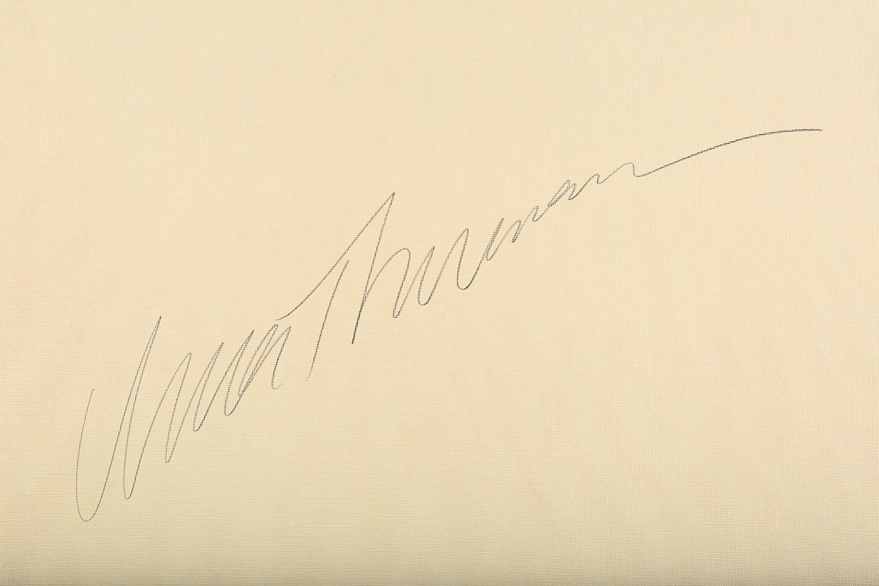 KILL BILL: VOLUME II (2004) - Japanese B1, 2004, Autographed by Uma Thurman - Image 4 of 5