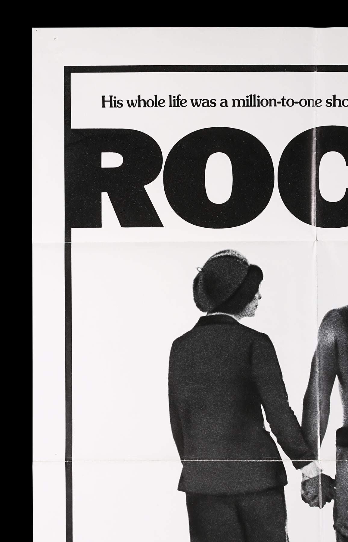 ROCKY (1977) - US One-Sheet (Style A), 1977 - Image 2 of 6