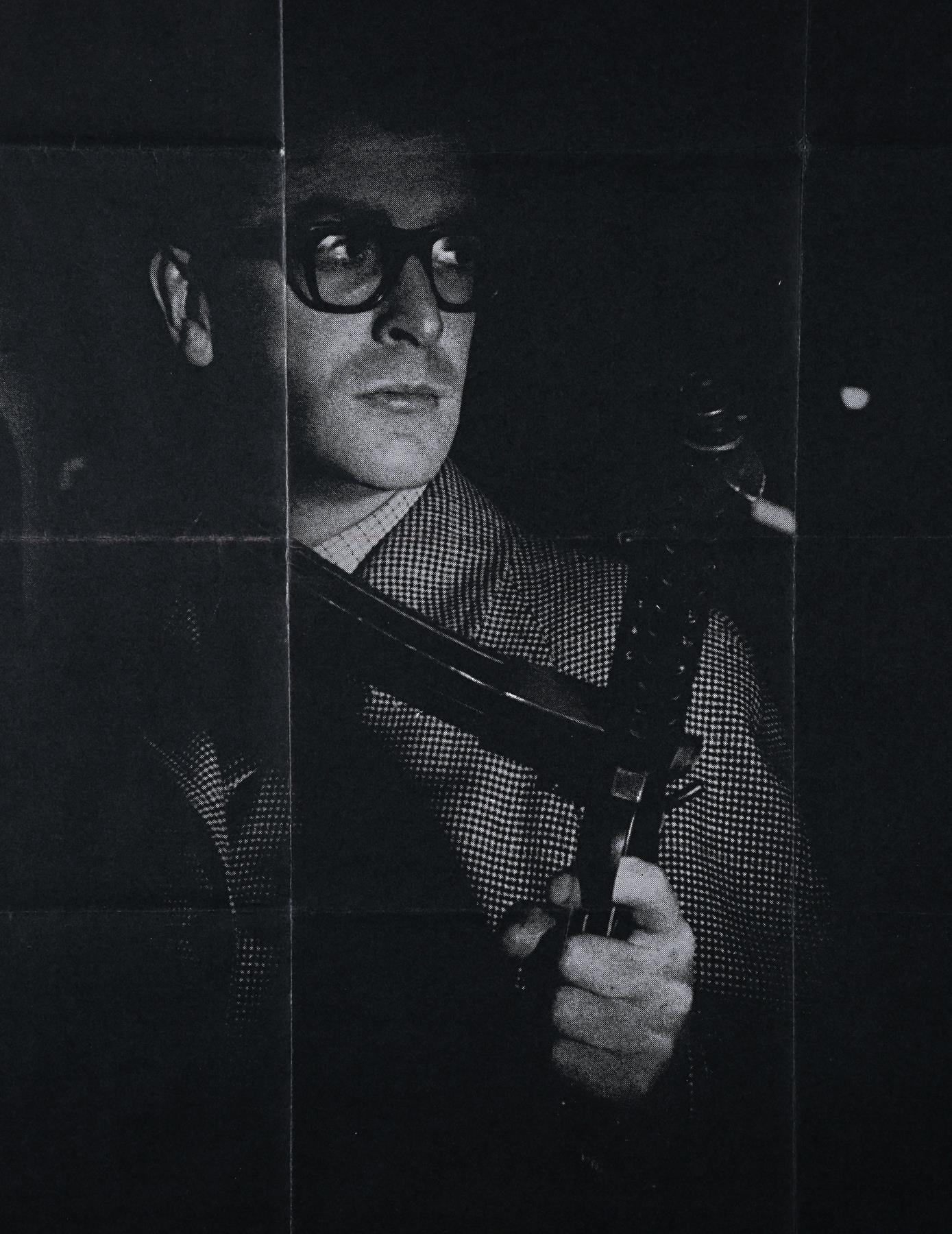 IPCRESS FILE (1965) - UK Quad, 1965 - Image 3 of 6