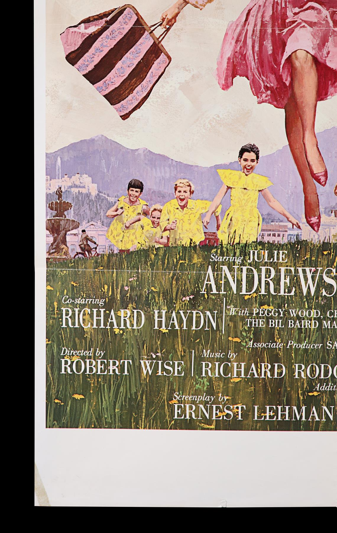 THE SOUND OF MUSIC (1965) - US One-Sheet, 1965 - Image 5 of 7
