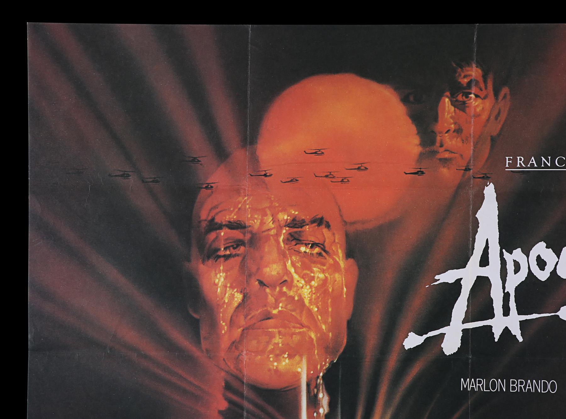 APOCALYPSE NOW (1979) - UK Quad, 1979 - Image 2 of 7