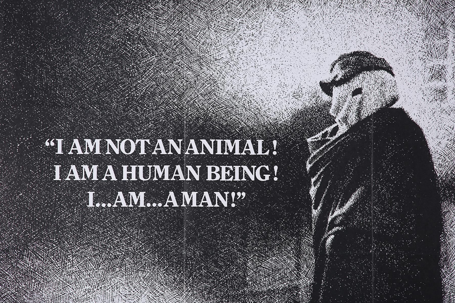 ELEPHANT MAN (1980) - UK Quad, 1980 - Image 4 of 5