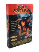 PULP FICTION (1994) - Video Standee, 1995