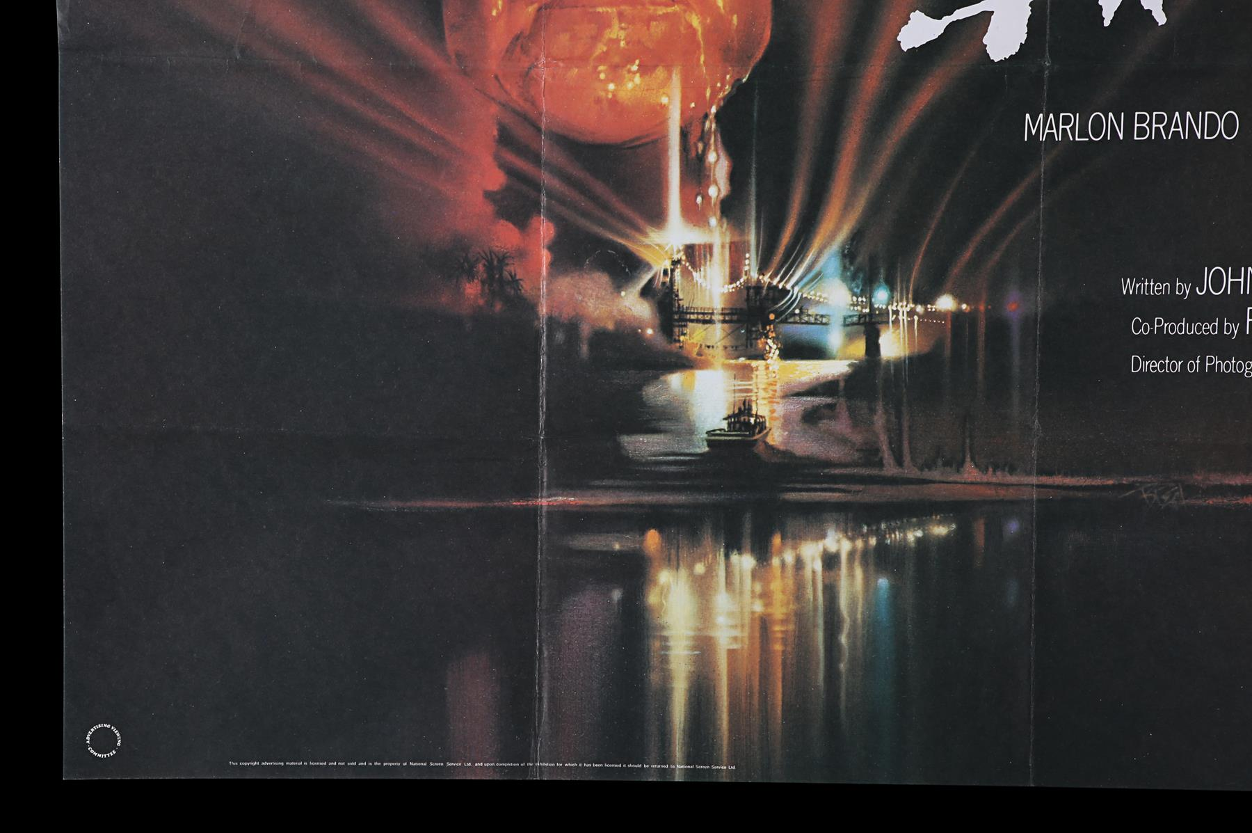 APOCALYPSE NOW (1979) - UK Quad, 1979 - Image 5 of 7