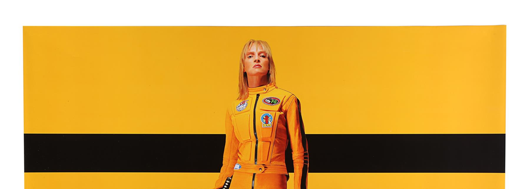 KILL BILL (2003), KILL BILL: VOLUME II (2004) - Two UK Quads, 2003 and 2004 - Image 7 of 9