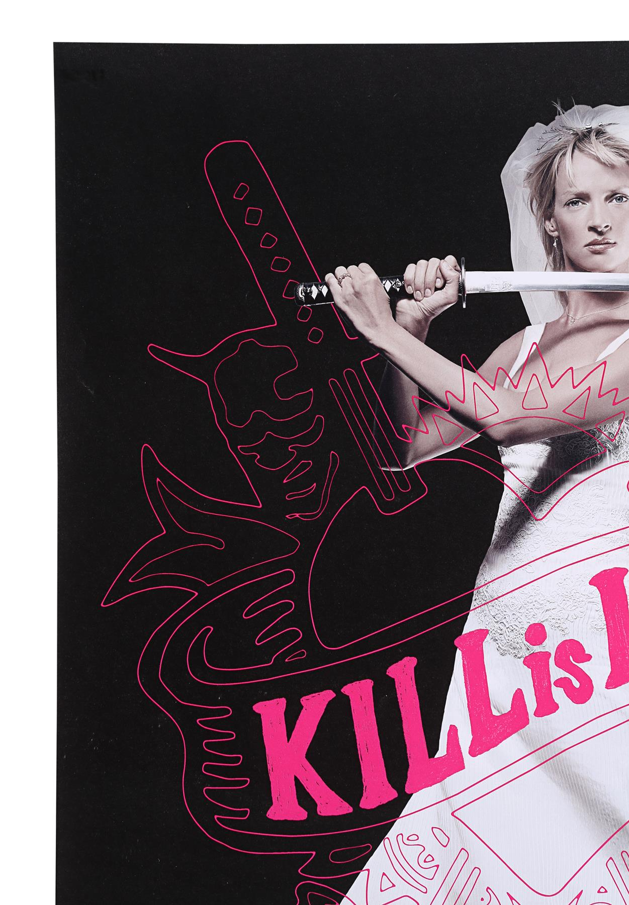 KILL BILL: VOLUME II (2004) - Japanese B2, 2004 - Image 2 of 5