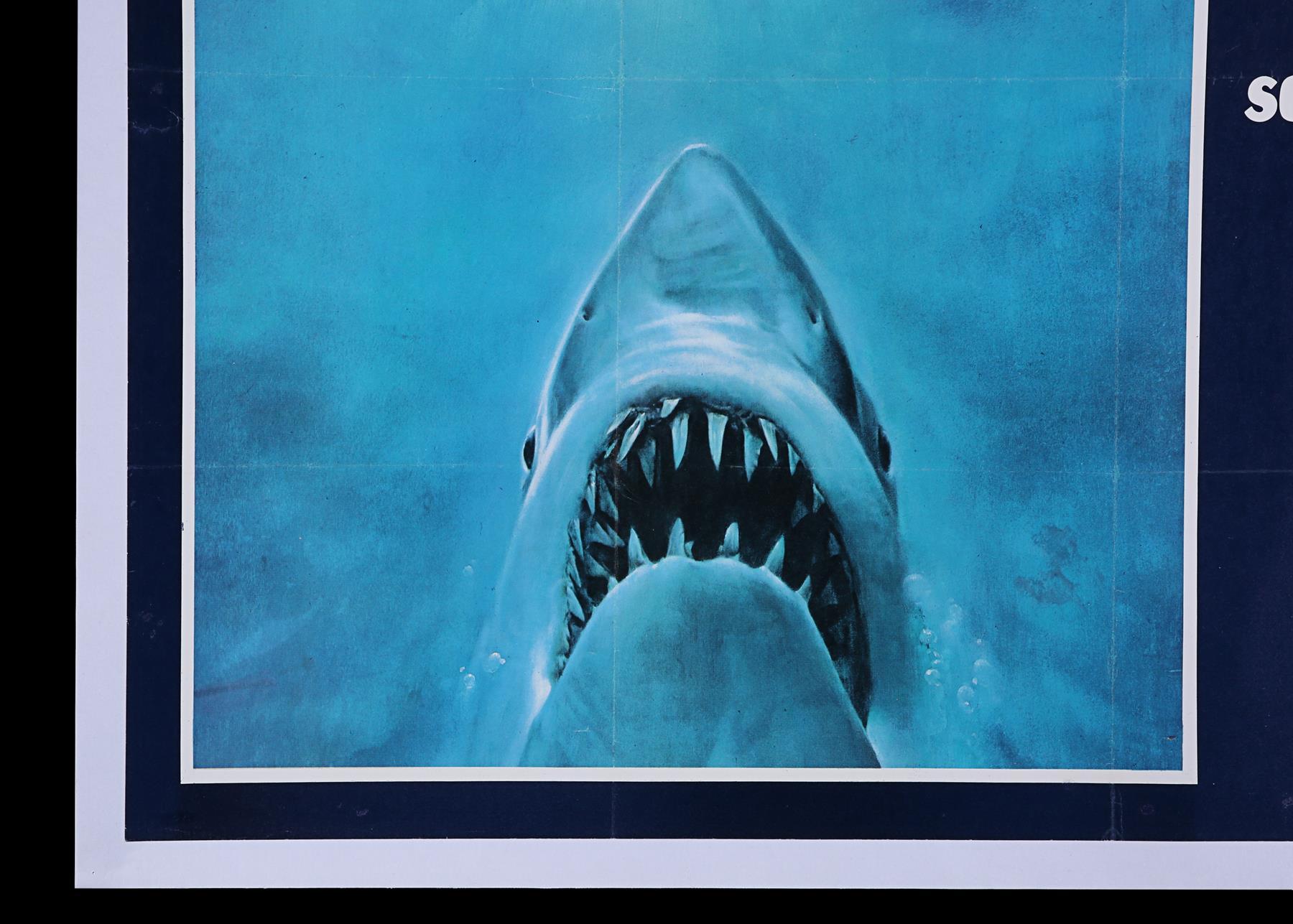 JAWS (1975) - UK Quad, 1975 - Image 5 of 5