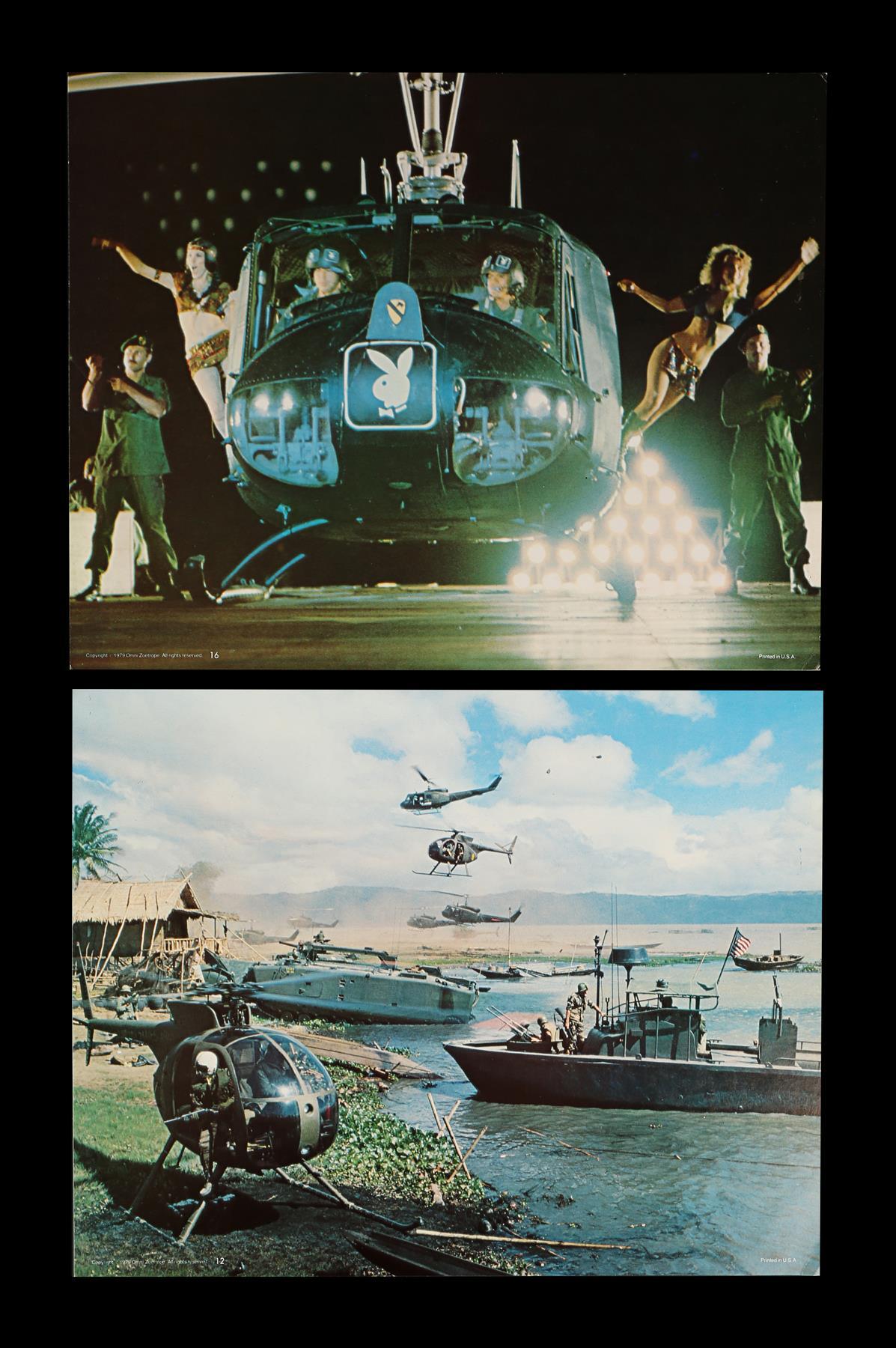 APOCALYPSE NOW (1979) - Sixteen Lobby Cards, 1979 - Image 8 of 9