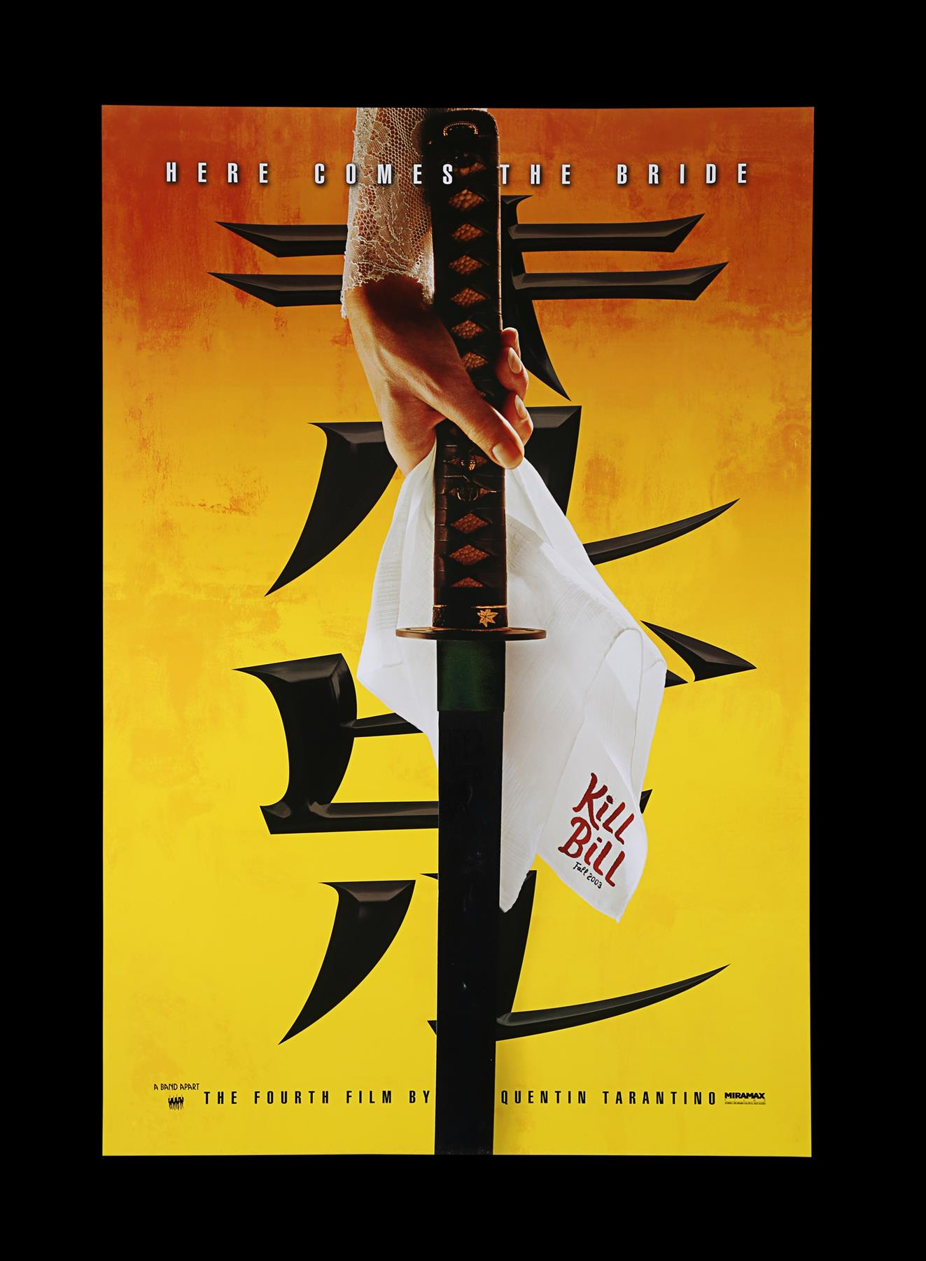 KILL BILL (2003) - US One-Sheet and Thai One-Sheet, 2003 - Image 7 of 10