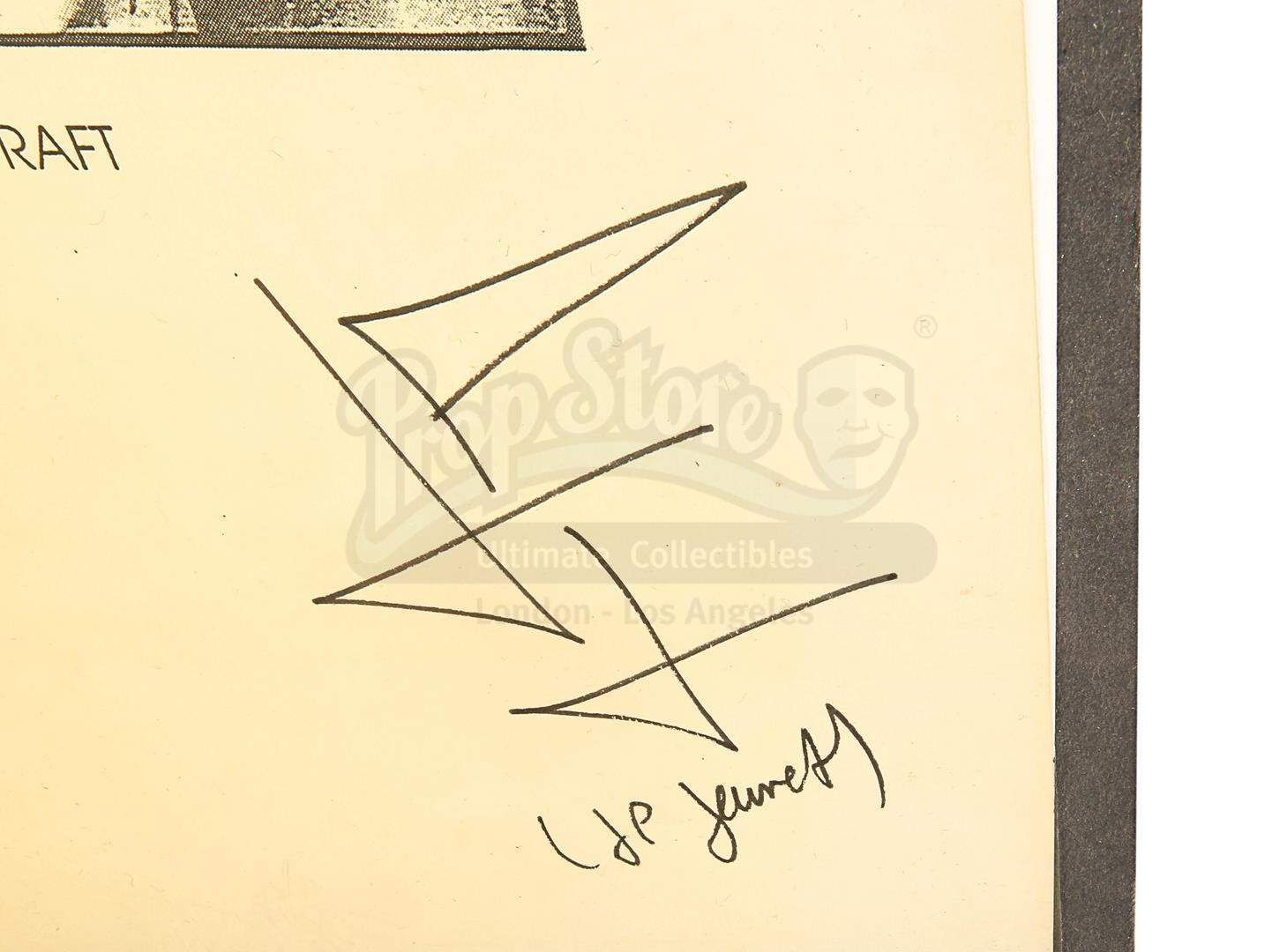 ALIEN RESURRECTION (1997) - Jean-Pierre Jeunet's Personal Storyboard Binder - Image 4 of 10