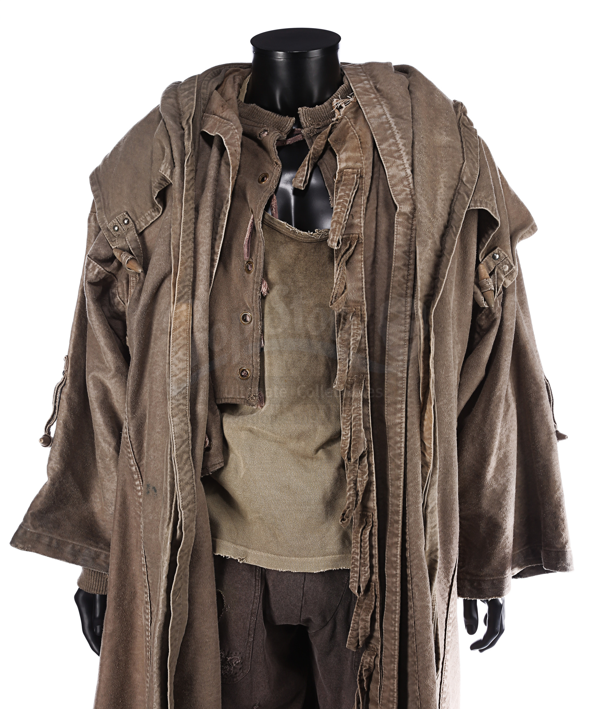 ALIEN3 (1992) - Dillon's (Charles S. Dutton) Complete Costume - Image 2 of 17