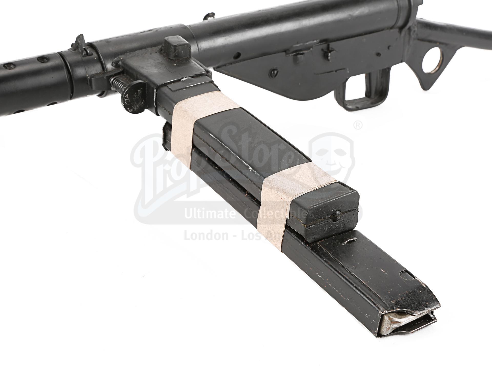 ALLIED (2016) - Max's (Brad Pitt) Sten Submachine Gun - Image 4 of 15
